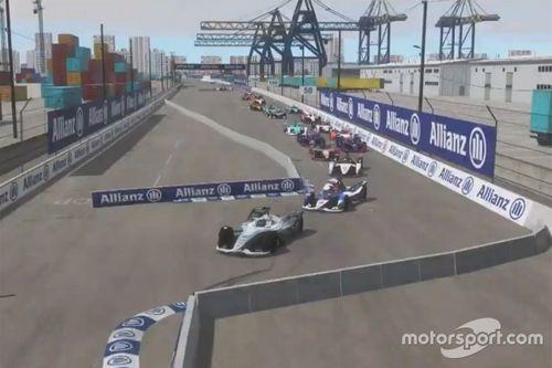 Fórmula E: Race at Home Challenge - Rodada 2