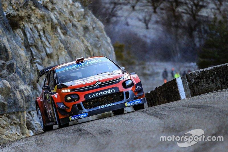 Эсапекка Лаппи и Янне Ферм, Citroën Total WRT, Citroen C3 WRC