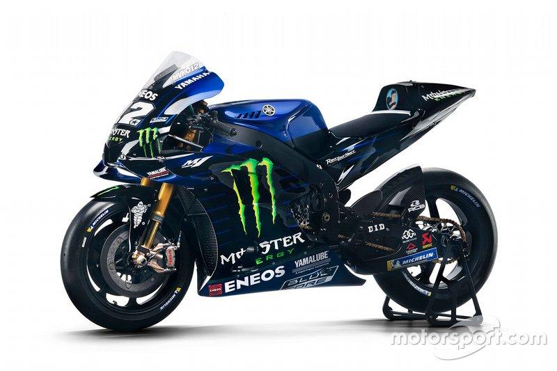 Yamaha Motor Racing, YZR-M1