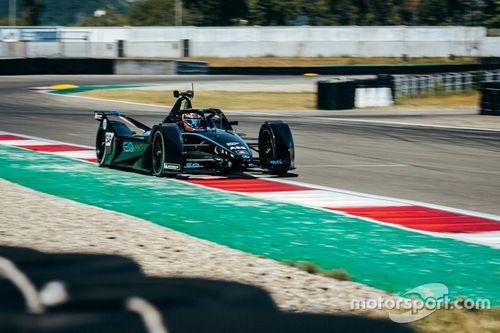 Mercedes June Varano testing