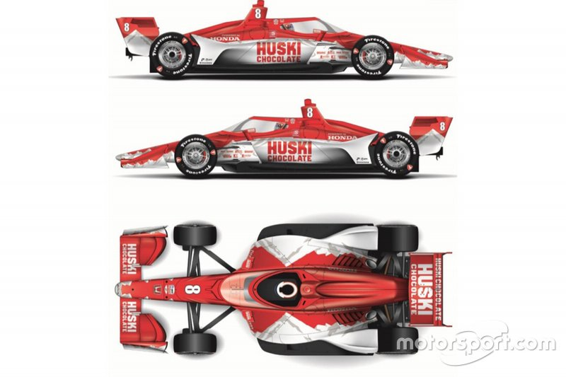 Анонс Chip Ganassi Racing