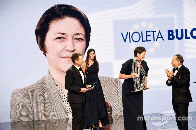 Ceremonia entrega Premios FIA