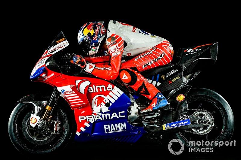 43 - Jack Miller, Pramac Racing