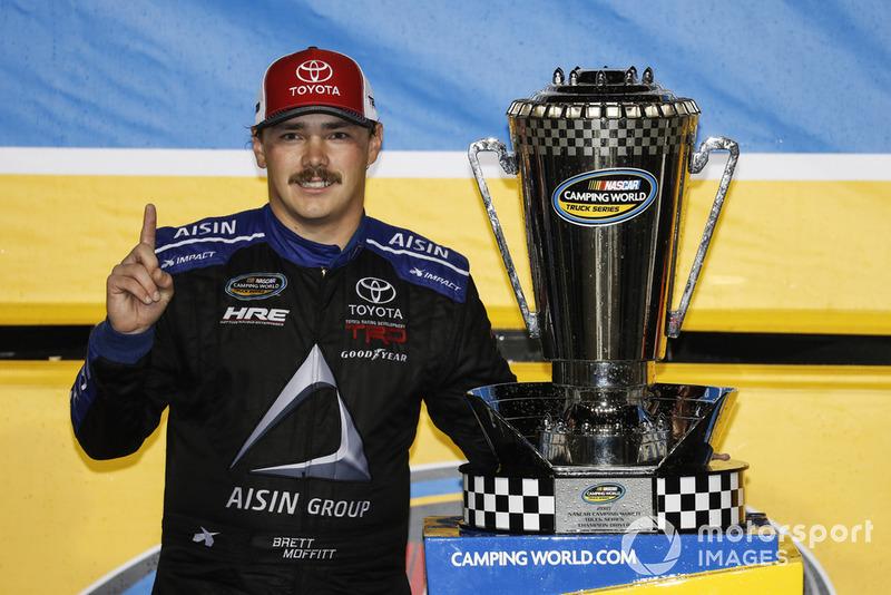NASCAR Truck: Brett Moffitt