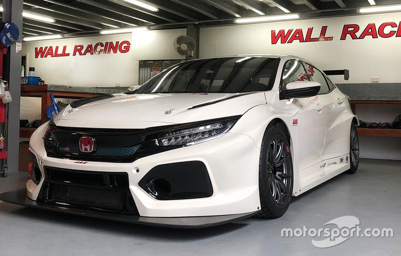 Honda TCR Avustralya açıklaması