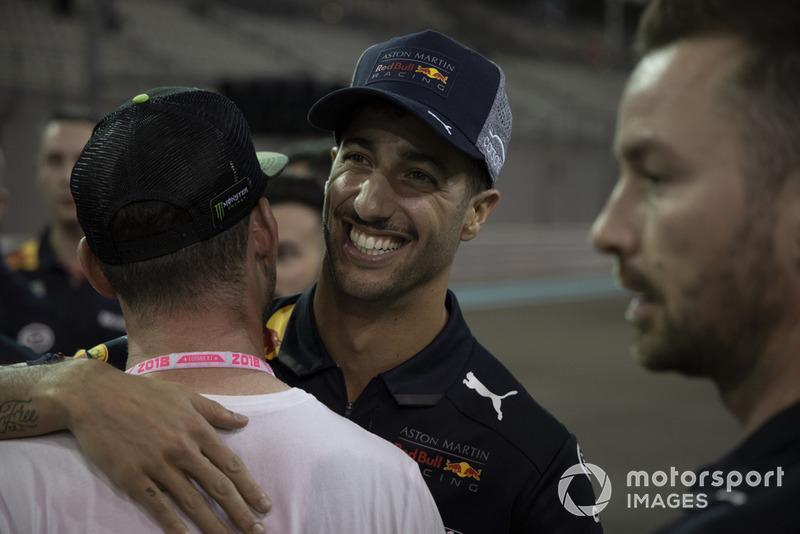 Даніель Ріккардо, Red Bull Racing, Марк Кевендіш