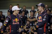 Brendon Hartley, Scuderia Toro Rosso and Pierre Gasly, Scuderia Toro Rosso at the Scuderia Toro Rosso team photo