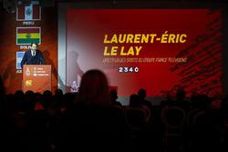 Лоран Эрик ле Лей, директор спортивного отдела France Television