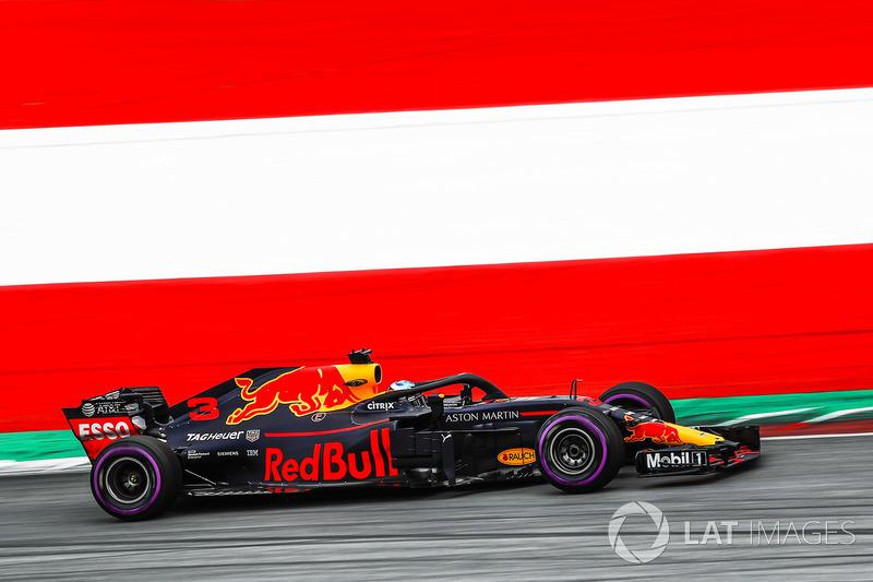 6 місце — Даніель Ріккардо, Red Bull — 204