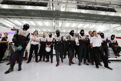 Kamui Kobayashi, Toyota Gazoo Racing and Toyota Gazoo Racing team members