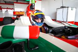 Rinus van Kalmthout, Fortec Motorsports