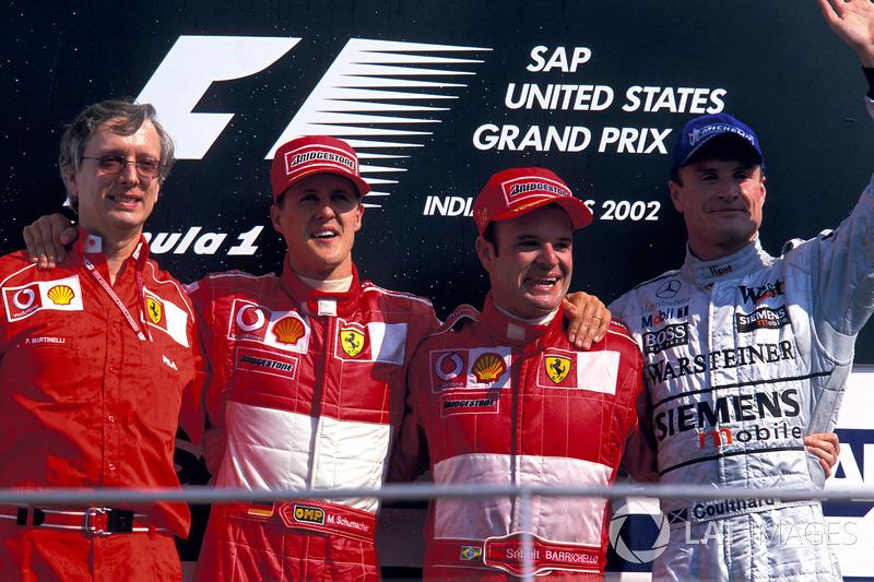 GP dos EUA 2002