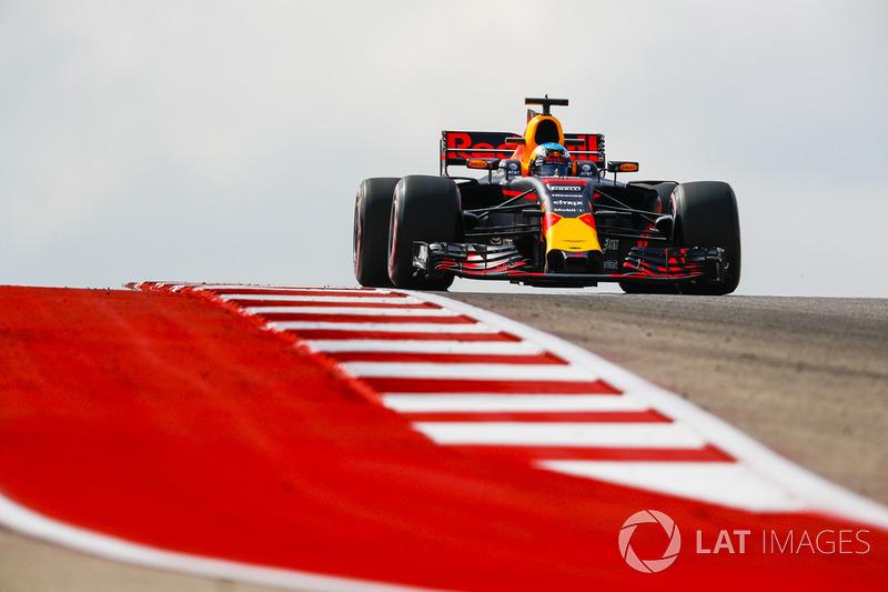 4. Daniel Ricciardo, Red Bull Racing RB13
