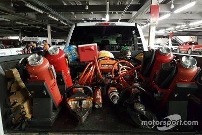Canadian Motorsports müdahale ekibi özel içeriği