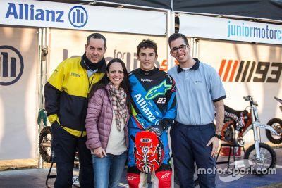 L'Allianz Motor Camp avec Marc Marquez