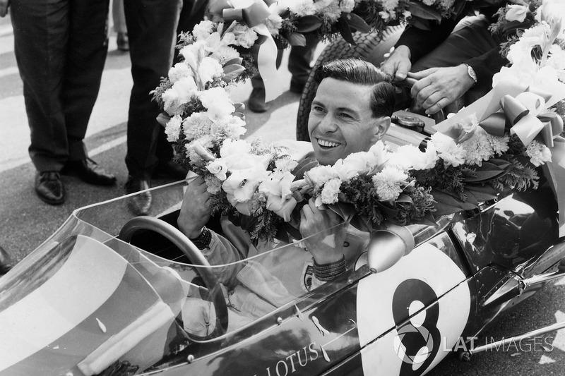 5. 1963 - Jim Clark, Lotus (81,1%)
