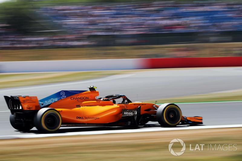 3º McLaren MCL33 (1128 vueltas)