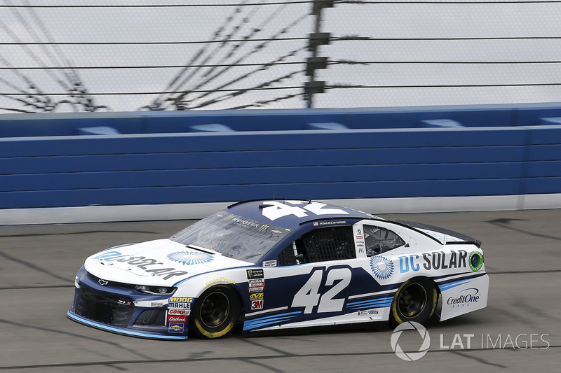 Nascar cup fontana starting lineup in pictures for Larson motors used cars