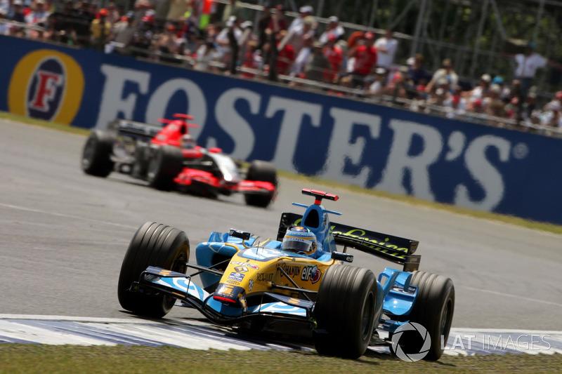 2006 : Grand Prix de Grande-Bretagne