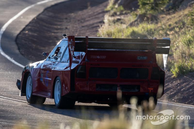 #6 Keith Edwards, Audi quattro S1E2