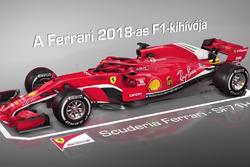 Ferrari 3D animation