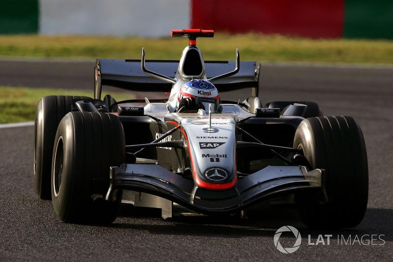 Kimi Raikkonen: 9 galibiyet