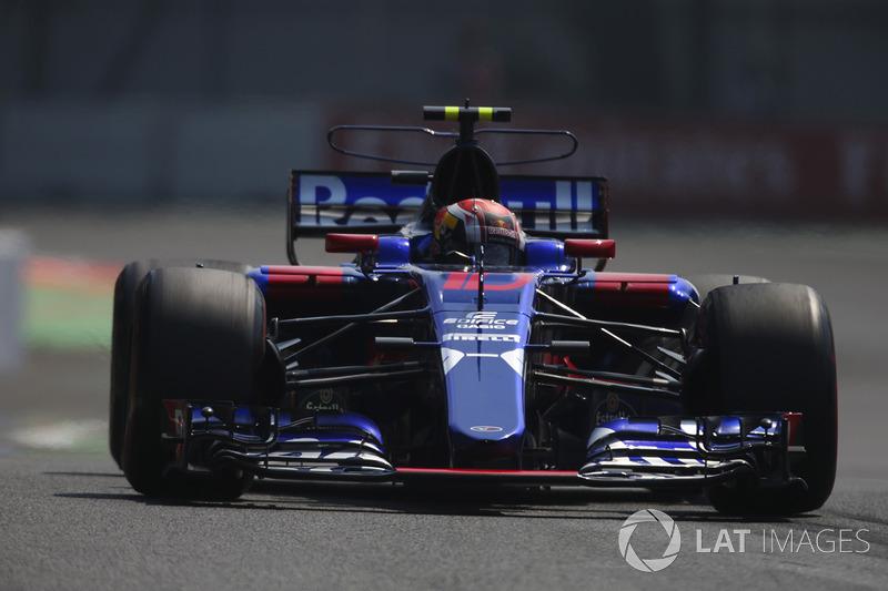 20º Pierre Gasly, Scuderia Toro Rosso STR12 (no disputó la clasificación)