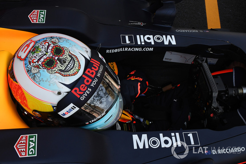 Meksika - Daniel Ricciardo