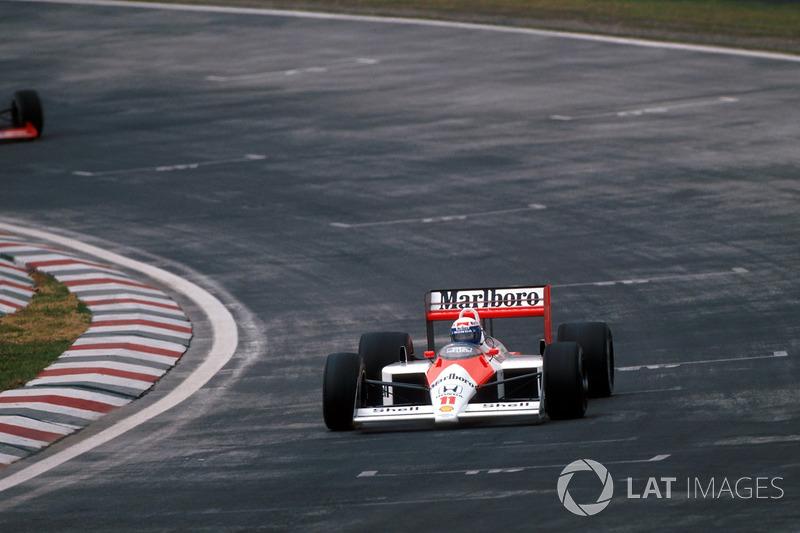 1988: Alain Prost, McLaren MP4 / 4 Honda