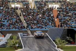 Memo Rojas driving the Whelen NASCAR