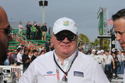 Чіп Ганассі, власник команди Chip Gannassi Racing
