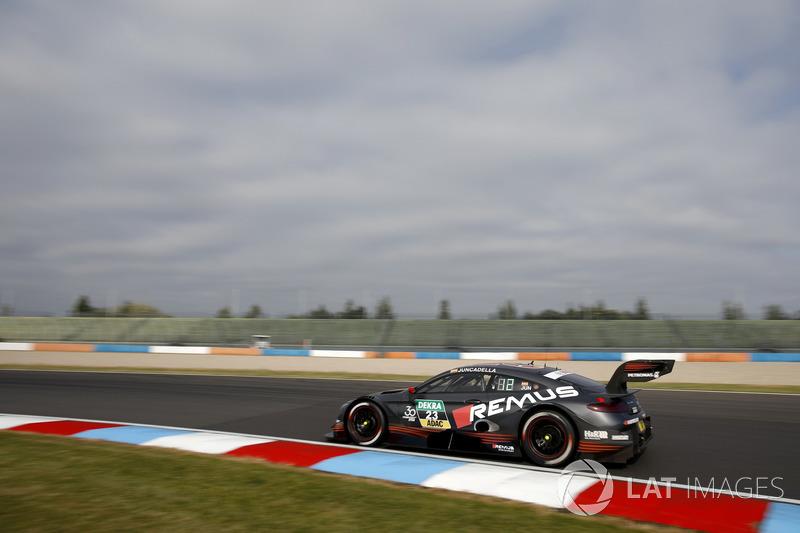 12. Daniel Juncadella, Mercedes-AMG Team HWA, Mercedes-AMG C63 DTM