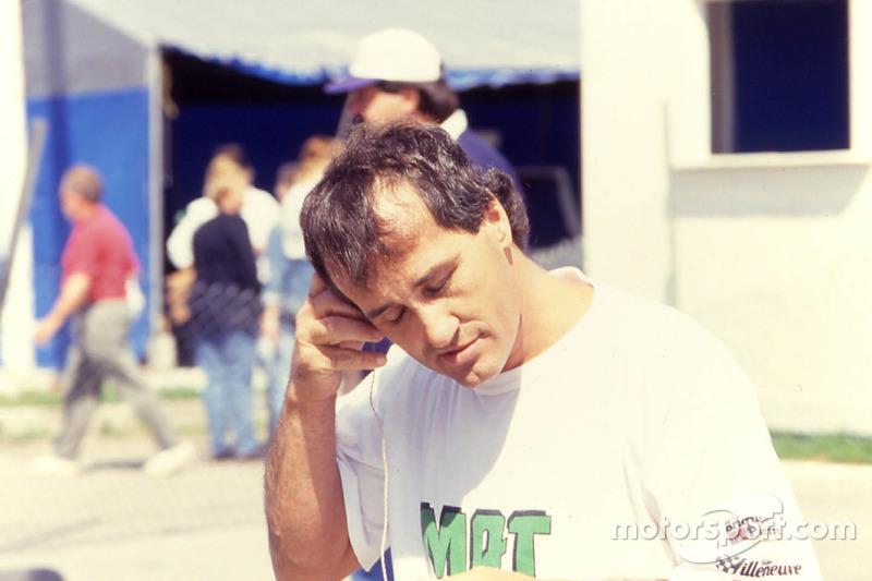 Jacques Villeneuve Senior, RDS Motorsport