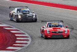 #3 Cadillac Racing Cadillac ATS-VR GT3: Johnny O'Connell, #8 Cadillac Racing Cadillac ATS-VR GT3: Michael Cooper