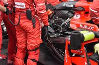 Il motore di Kimi Raikkonen, Ferrari SF70H