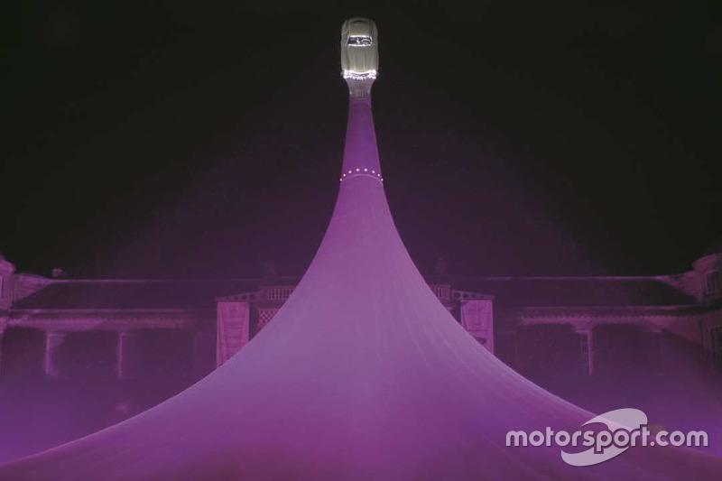 2001 год: Mercedes