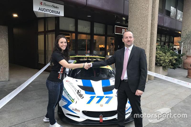 Sharon Scolari e Roberto Landis di BancaStato