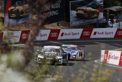 #44 Supabarn, Audi R8 LMS: James Koundouris, Theo Koundouris, Markus Marshall, Simon Evans; #75 Jamec Pem Racing, Audi R8 LMS: Garth Tander, Christopher Mies, Christopher Haase
