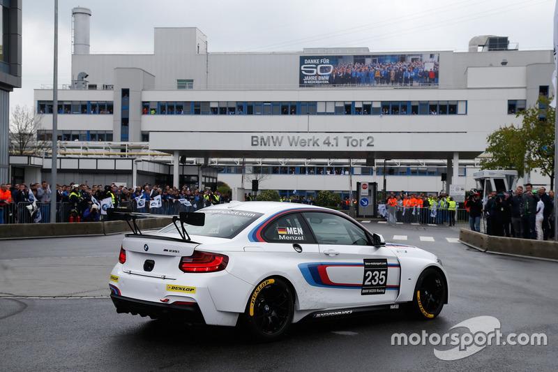 Nico Menzel, BMW M235i Racing