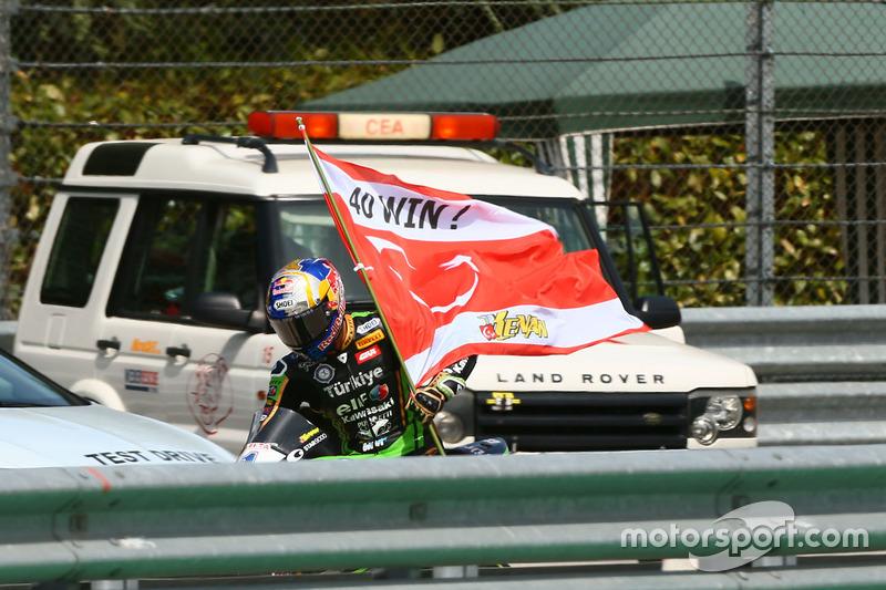 Yarış galibi Kenan Sofuoglu, Kawasaki Puccetti Racing
