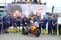 Hommage à Nicky Hayden