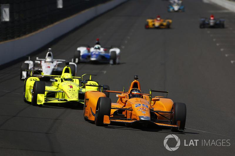 IndyCar Sigue en vivo las 500 Millas de Indianápolis