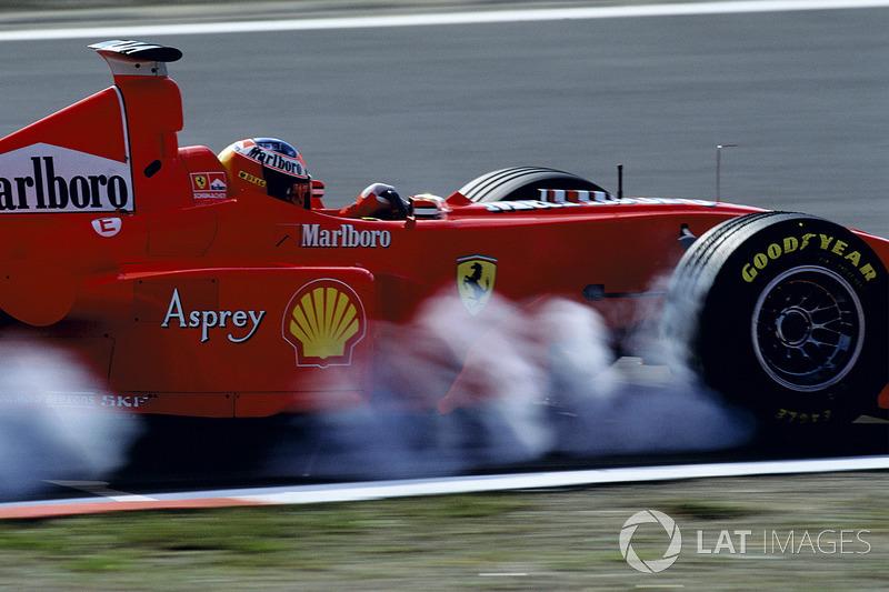 1998 Lüksemburg GP, Ferrari F300