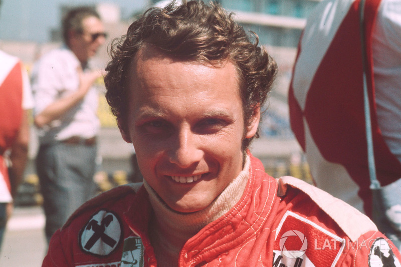 10 – Niki Lauda (pole positions on 14 different tracks)