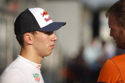 Pierre Gasly, Reserve Driver, Red Bull Racing