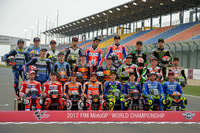 Groupshoot with all riders from 2017