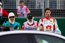 Nick Percat, Brad Jones Racing Holden after his crash