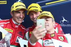 1. GTE: Gianluca Roda, Giorgio Roda, Andrea Bertolini, Graff Racing