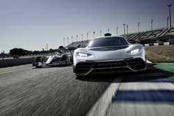 Detail teknis Mercedes-AMG Project One