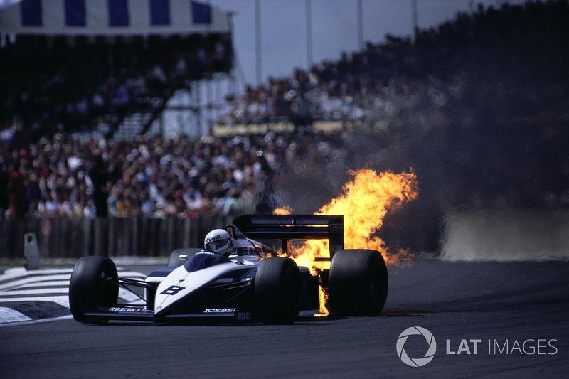 Andrea de Cesaris, BMW